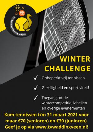 Winter Challenge 2020